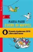 Copertina dell'audiolibro Cuori di waffel di PARR, Maria