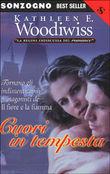 Copertina dell'audiolibro Cuori in tempesta di WOODIWISS, Kathleen E.