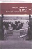 Copertina dell'audiolibro D-Day: Storia dello sbarco in Normandia