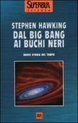 Copertina dell'audiolibro Dal Big Bang ai buchi neri