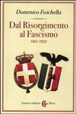 Copertina dell'audiolibro Dal Risorgimento al Fascismo 1861-1922 di FISICHELLA, Domenico