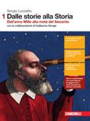 Copertina dell'audiolibro Dalle storie alla Storia 1 di LUZZATO, Sergio
