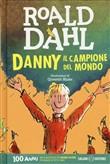 Copertina dell'audiolibro Danny il campione del mondo
