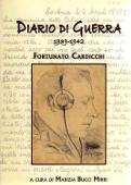 Copertina dell'audiolibro Dario di guerra 1939-1942