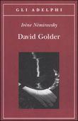 Copertina dell'audiolibro David Golder di NEMIROVSKY, Irene