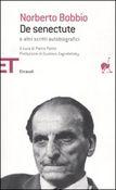 Copertina dell'audiolibro De senectute e altri scritti autobiografici di BOBBIO, Norberto