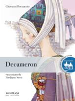 Copertina dell'audiolibro Decameron di BOCCACCIO, Giovanni
