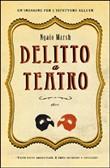 Copertina dell'audiolibro Delitto a teatro