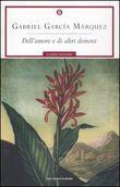 Copertina dell'audiolibro Dell'amore e di altri demoni di GARCIA MARQUEZ, Gabriel