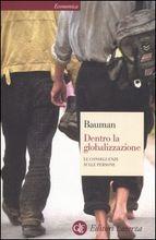 Copertina dell'audiolibro Dentro la globalizzazione: le conseguenze sulle persone di BAUMAN, Zygmunt
