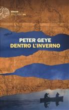 Copertina dell'audiolibro Dentro l'inverno di GEYE, Peter