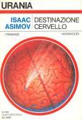 Copertina dell'audiolibro Destinazione cervello di ASIMOV, Isaac
