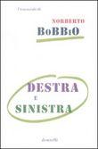 Copertina dell'audiolibro Destra e Sinistra di BOBBIO, Norberto
