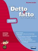 Copertina dell'audiolibro Detto e fatto – edizione mista