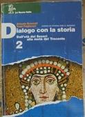 Copertina dell'audiolibro Dialogo con la storia 2 di BRANCATI, Antonio - PAGLIARANI, Trebi