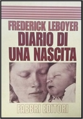Copertina dell'audiolibro Diario di una nascita di LEBOYER, Frederick