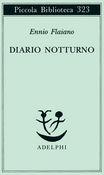 Copertina dell'audiolibro Diario notturno