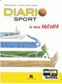 Copertina dell'audiolibro Diario Sport – La mia agenda di RAMPA, Alberto - SALVETTI, Maria Cristina