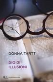 Copertina dell'audiolibro Dio di illusioni di TARTT, Donna