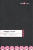 Copertina dell'audiolibro Diritti e dignità umana di VINCENTI, Umberto