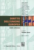 Copertina dell'audiolibro Diritto dell'unione europea di STROZZI, Girolamo (a cura di)