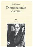Copertina dell'audiolibro Diritto naturale e storia di STRAUSS, Leo