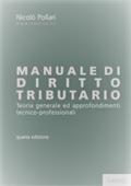 Copertina dell'audiolibro Diritto tributario – parte generale di POLLARI, Nicolò