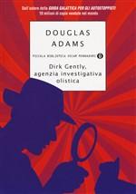 Copertina dell'audiolibro Dirk Gently. Agenzia di investigazione olistica di ADAMS, Douglas