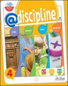 Copertina dell'audiolibro @discipline.it – Geografia di COSTA, E. - DONISELLI, L. - TAINO, A.