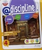 Copertina dell'audiolibro @discipline.it – Storia di COSTA, E. - DONISELLI, L. - TAINO, A.