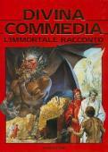 Copertina dell'audiolibro Divina commedia. L'immortale racconto di Dante Alighieri di SELVA, Piero
