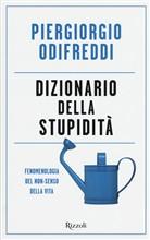 Copertina dell'audiolibro Dizionario della stupidità di ODIFREDDI, Piergiorgio