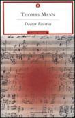 Copertina dell'audiolibro Doctor Faust di MANN, Thomas