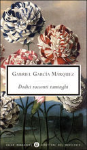 Copertina dell'audiolibro Dodici racconti raminghi di GARCIA MARQUEZ, Gabriel