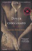 Copertina dell'audiolibro Dolce come il cioccolato di ESQUIVEL, Laura