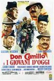 Copertina dell'audiolibro Don Camillo e i giovani d'oggi