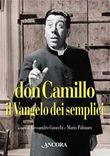 Copertina dell'audiolibro Don Camillo, il Vangelo dei semplici