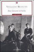 Copertina dell'audiolibro Don Giovanni in Sicilia