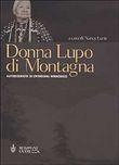 Copertina dell'audiolibro Donna Lupo di Montagna
