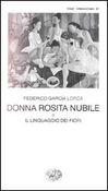 Copertina dell'audiolibro Donna Rosita nubile o il linguaggio dei fiori di GARCIA LORCA, Federico