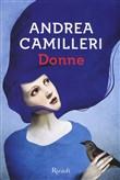 Copertina dell'audiolibro Donne di CAMILLERI, Andrea