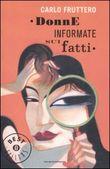 Copertina dell'audiolibro Donne informate sui fatti di FRUTTERO, Carlo