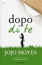 Copertina dell'audiolibro Dopo di te di MOYES, Jojo