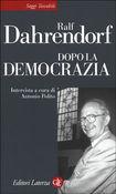 Copertina dell'audiolibro Dopo la democrazia di DAHRENDORF, Ralf