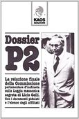 Copertina dell'audiolibro Dossier P2