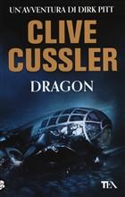Copertina dell'audiolibro Dragon di CUSSLER, Clive