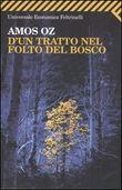 Copertina dell'audiolibro D'un tratto nel folto del bosco di OZ, Amos