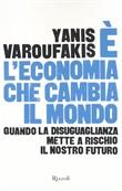 Copertina dell'audiolibro È l'economia che cambia il mondo di VAROUFAKIS, Yanis