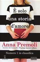 Copertina dell'audiolibro È solo una storia d'amore di PREMOLI, Anna