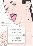 Copertina dell'audiolibro È stato un attimo di DAZIERI, Sandrone